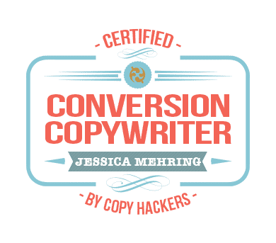 Copy Hackers Certified Conversion Copywriter