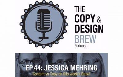 Copy & Design Brew Podcast