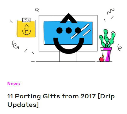 Drip blog post 1