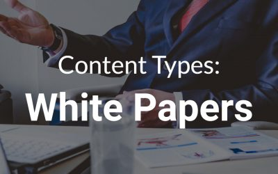 Content Types: White Papers